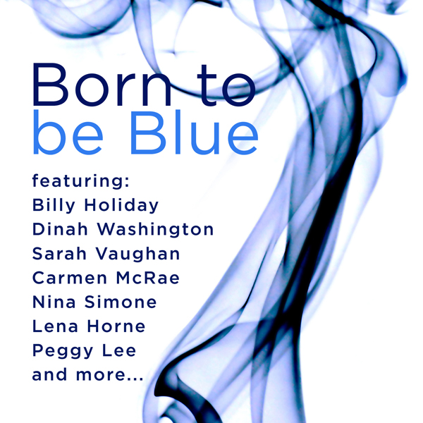 CD Artwork - Born To Be Blue