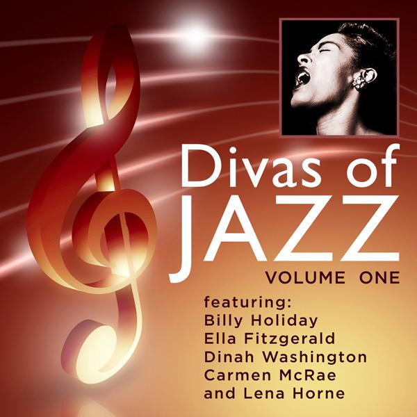 CD Artwork - Divas Of Jazz Vol 1