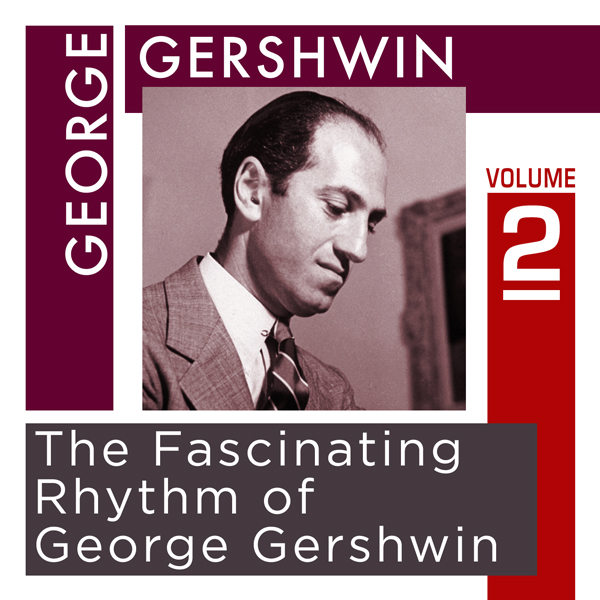 CD Artwork - George Gershwin
