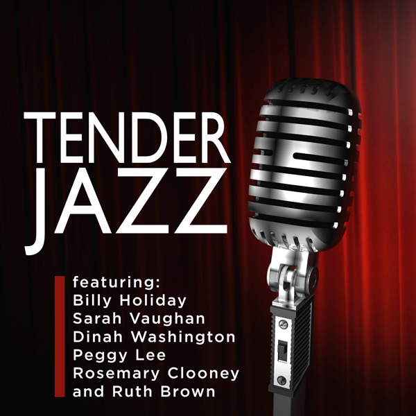 CD Artwork - Tender Jazz