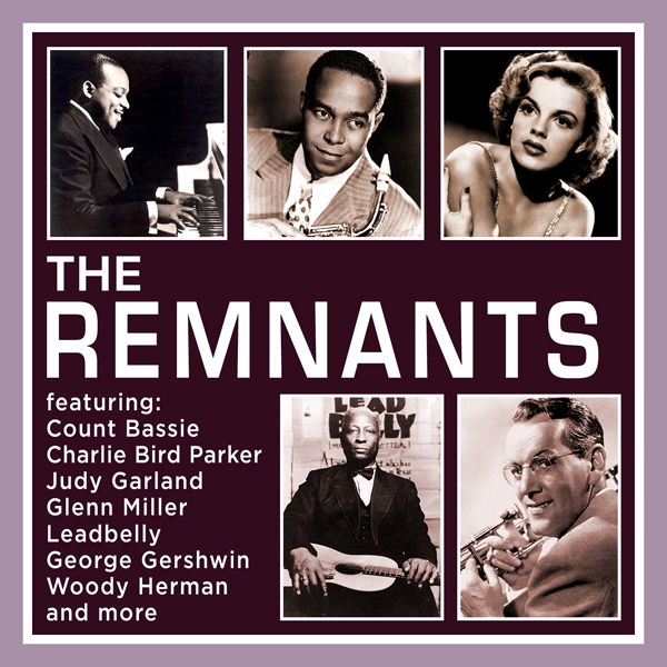CD Artwork - The Remnants