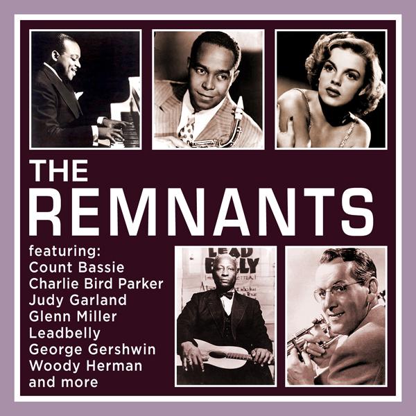 CD Artwork - The Remnants