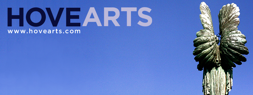 Hove Arts - Facebook cover artwork