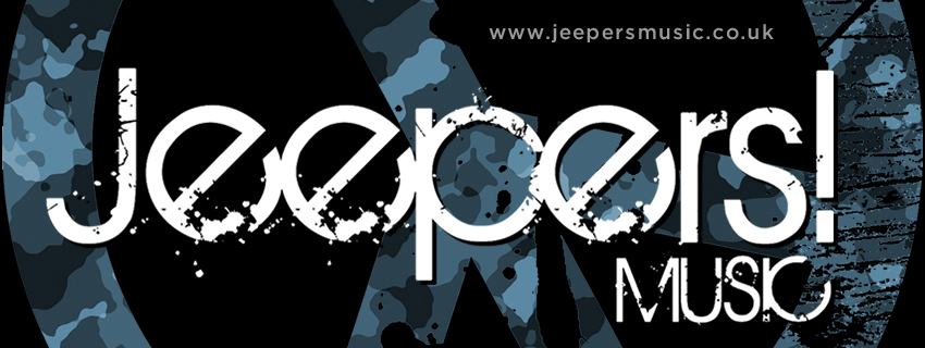 Jeepers! Music - Facebook cover artwork
