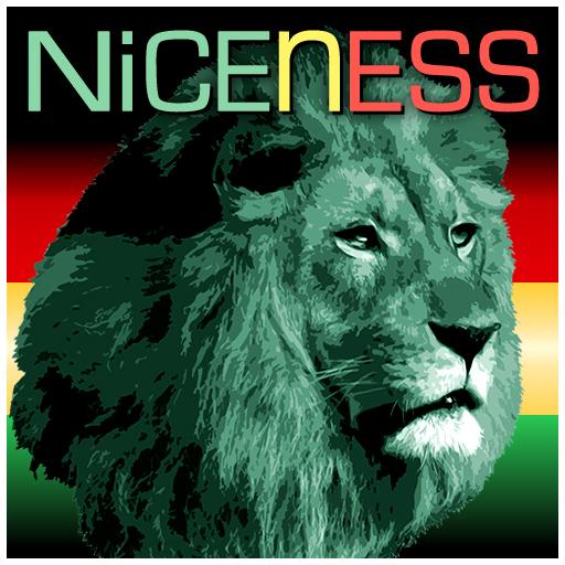 Niceness reggae crew logo