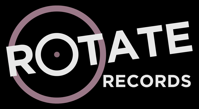 Rotate Records logo