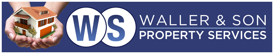 Waller & Son Property Services logo